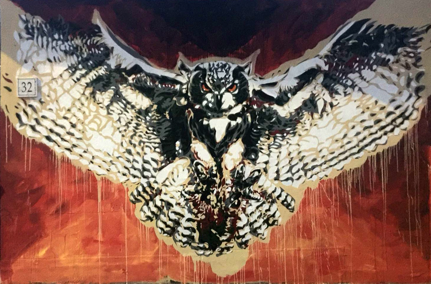 Bubo Africanus - Diavù
