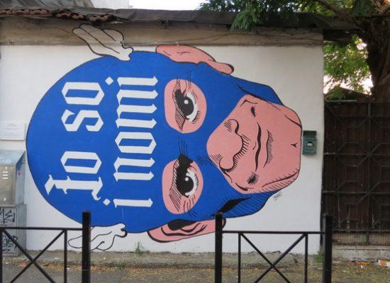 Omino 71, IO SO I NOMI, 2014