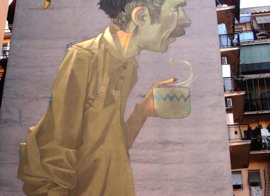 Etam Cru, COFFEE BREAK, 2014