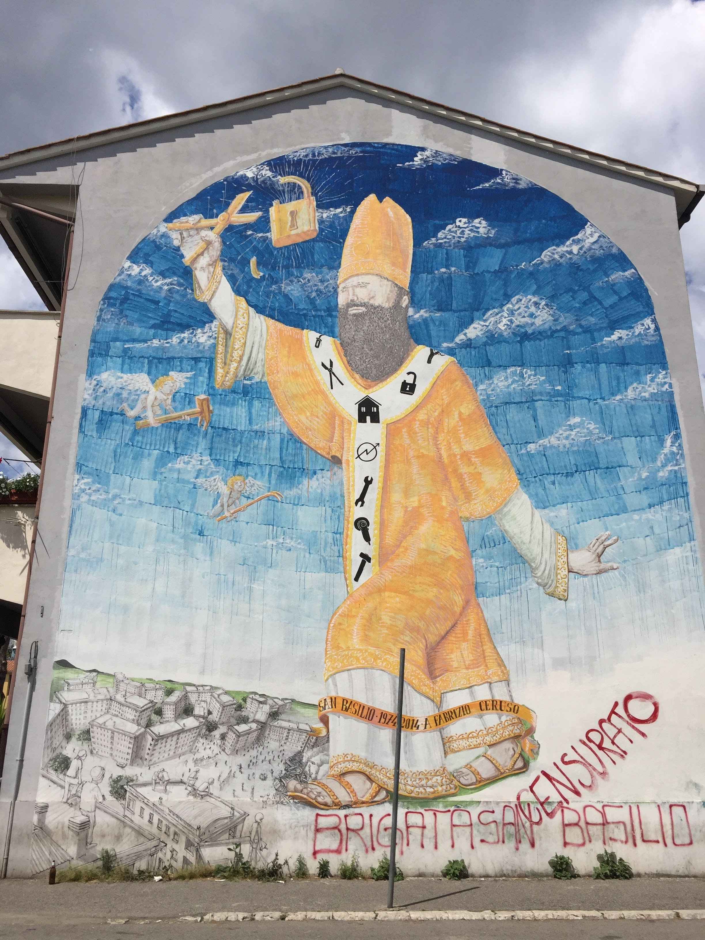Blu San Basilio